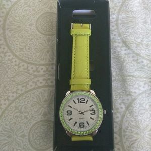 Accessories - NEW Chartreuse / Lime Women's Wrist Watch